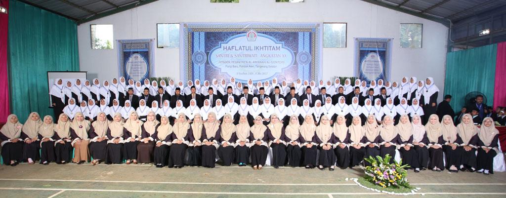 Alumni Putri 2017